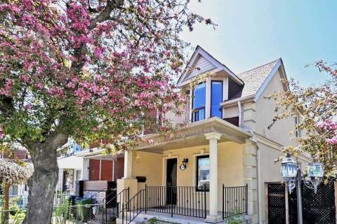 Townhouse for sale at 1464 Dufferin St Toronto Ontario - MLS: W4777540
