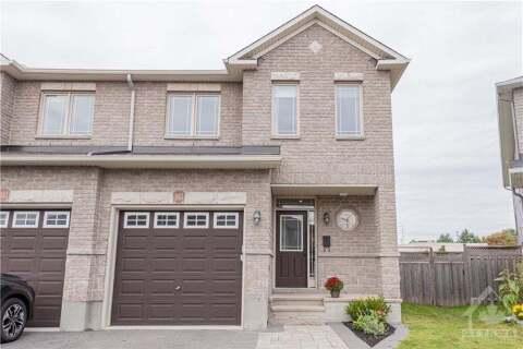 House for sale at 1465 Carronbridge Circ Ottawa Ontario - MLS: 1211497