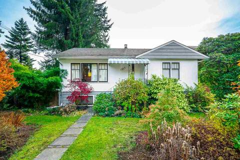 House for sale at 1465 Doran Rd North Vancouver British Columbia - MLS: R2417983