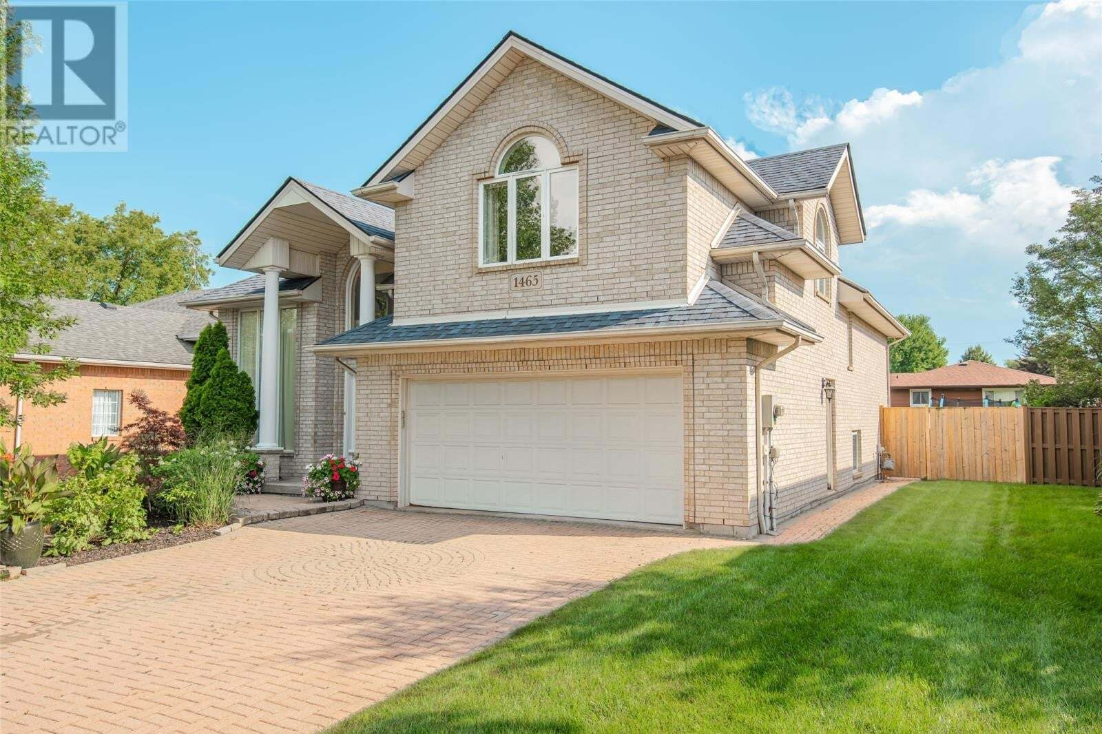 House for sale at 1465 Monck Ave Lasalle Ontario - MLS: 20009623