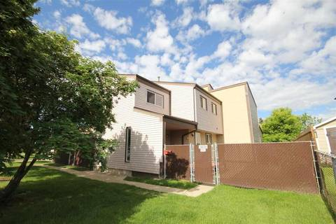 Townhouse for sale at 14650 25 St Nw Edmonton Alberta - MLS: E4161818