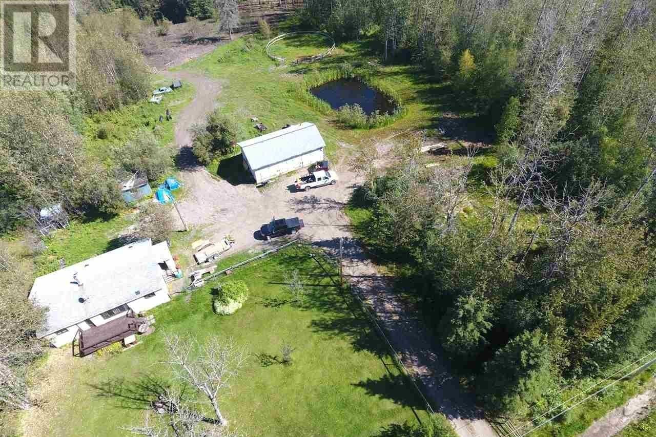 House for sale at 14651 Coffee Creek Subdiv  Charlie Lake British Columbia - MLS: R2488657