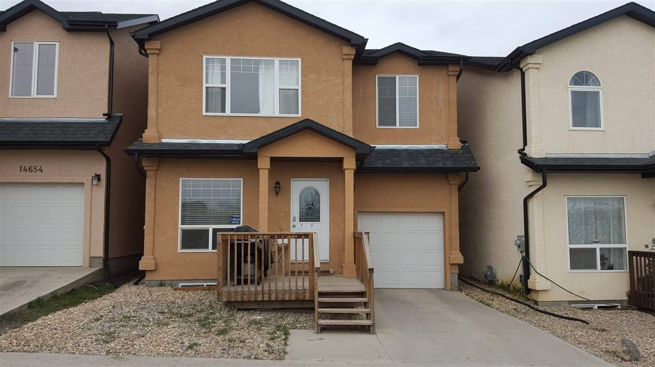 House for sale at 14652 50 St Nw Edmonton Alberta - MLS: E4161757