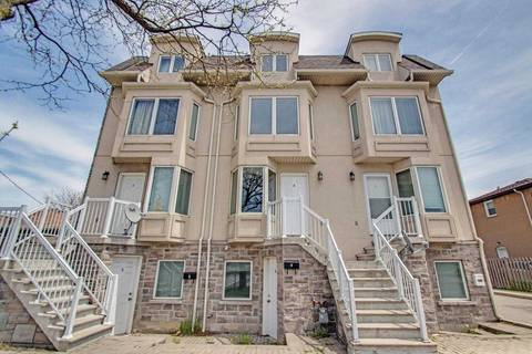 Townhouse for sale at 1465 Birchmount Rd Toronto Ontario - MLS: E4530251