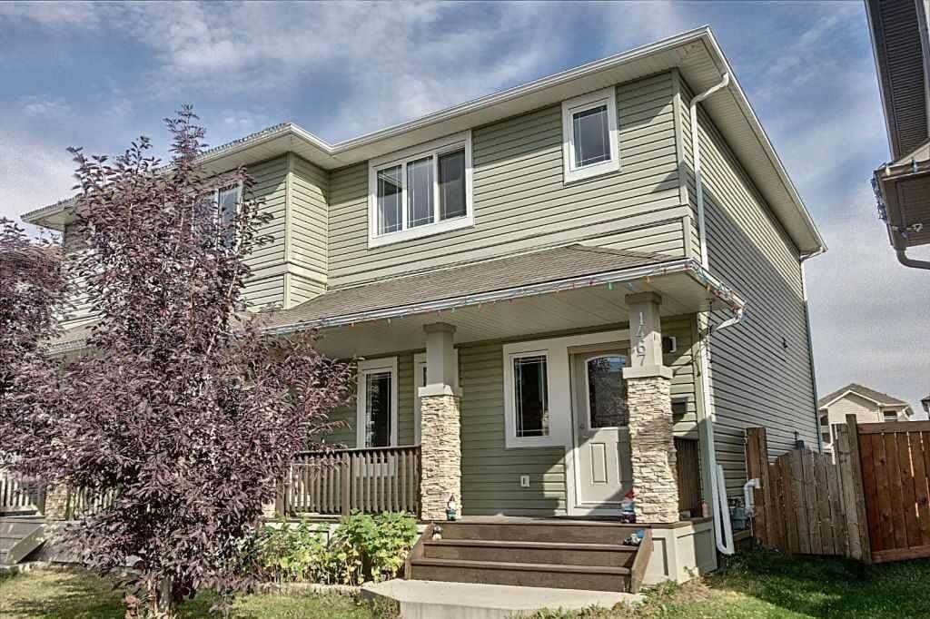 Townhouse for sale at 1467 33b St NW Edmonton Alberta - MLS: E4215722