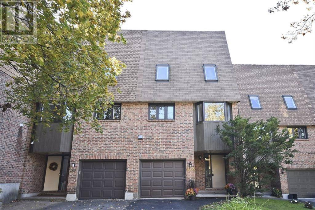Townhouse for sale at 1468 Bryson Ln Ottawa Ontario - MLS: 1172400