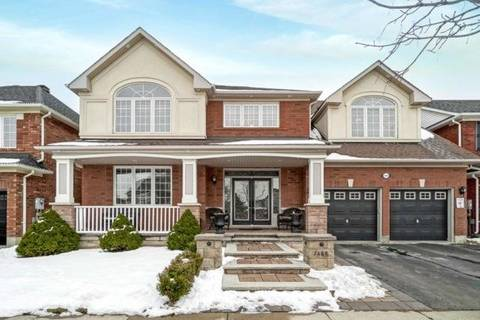 House for sale at 1468 Hearst Blvd Milton Ontario - MLS: W4692681