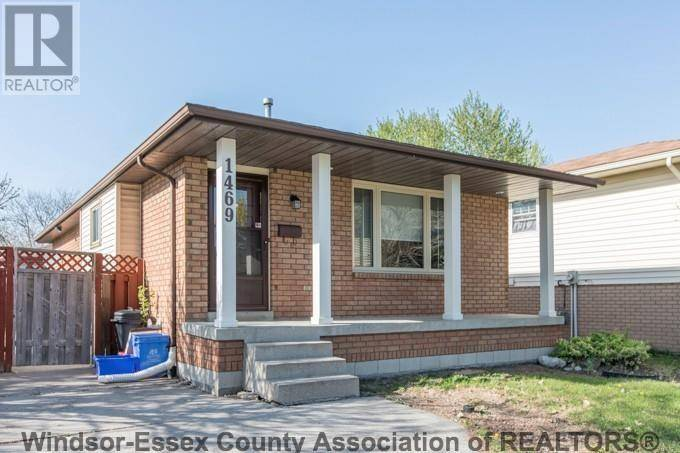 House for rent at 1469 Azalia Cres Windsor Ontario - MLS: 19025847