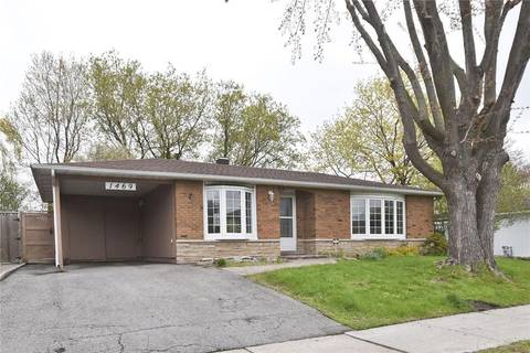 House for sale at 1469 Beaverpond Dr Ottawa Ontario - MLS: 1150227
