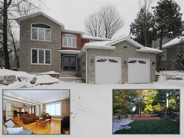 For Sale: 1469 Old Forest Road, Pickering, ON | 4 Bed, 4 Bath House for $1,299,000. See 17 photos!