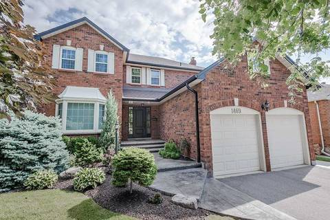 House for sale at 1469 Sprucewood Terr Oakville Ontario - MLS: W4531722