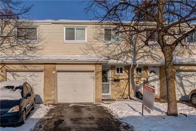 For Sale: 147 - 400 Mississauga Valley Boulevard, Mississauga, ON | 4 Bed, 2 Bath Townhouse for $549,000. See 20 photos!