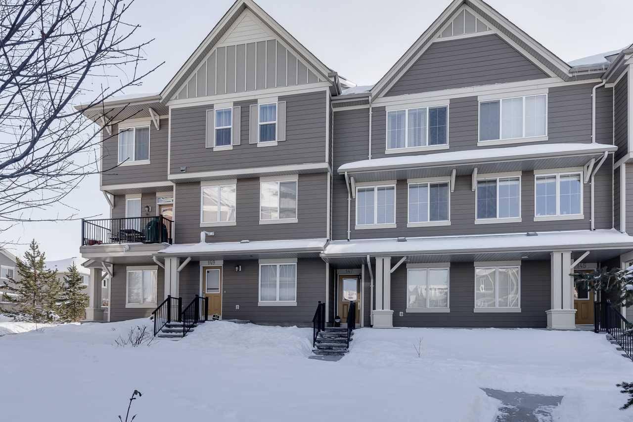Townhouse for sale at 603 Watt Blvd Sw Unit 147 Edmonton Alberta - MLS: E4188526