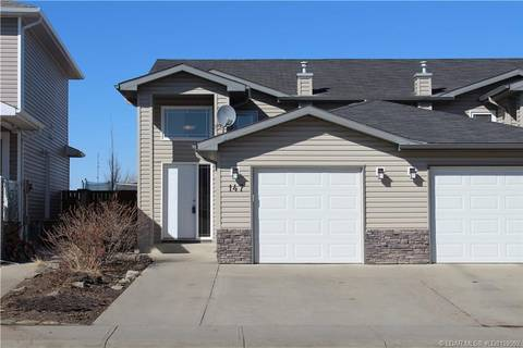 Townhouse for sale at 147 Aderdeen Rd W Lethbridge Alberta - MLS: LD0159592