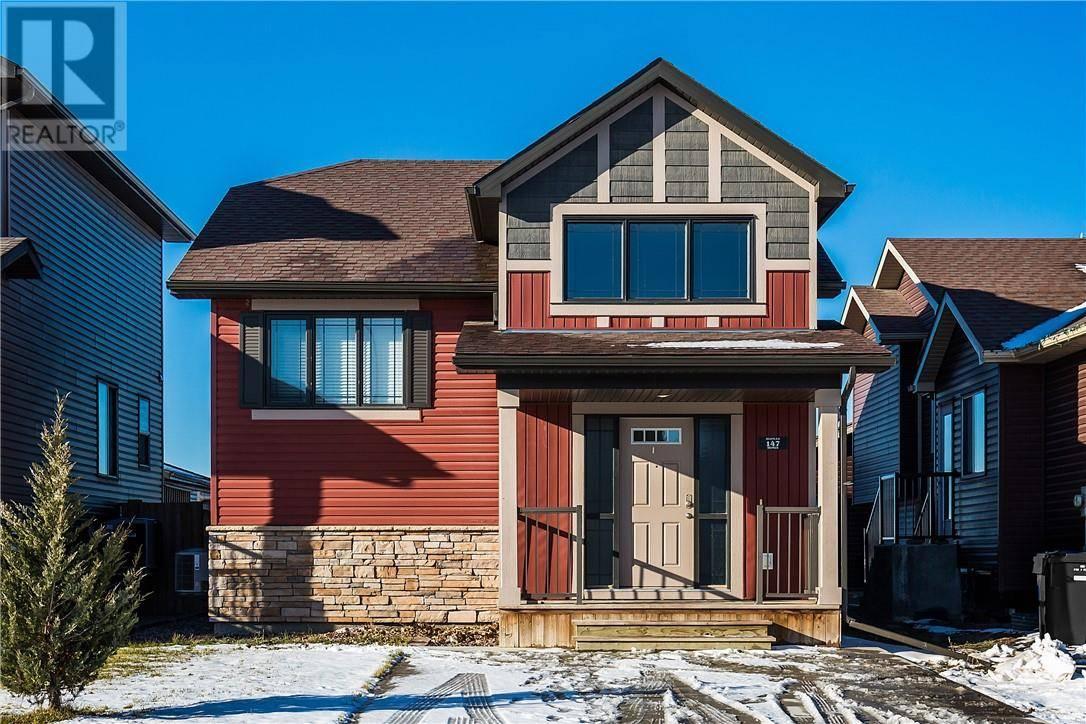 House for sale at 147 Blackwolf Wy N Lethbridge Alberta - MLS: ld0183637