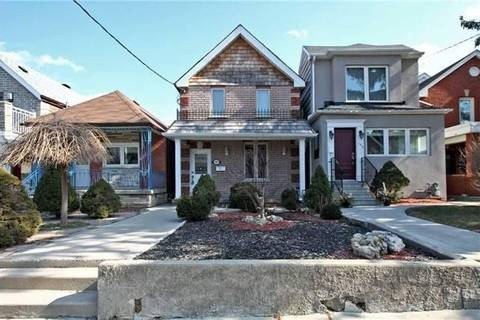 House for rent at 147 Boon Ave Toronto Ontario - MLS: W4448573