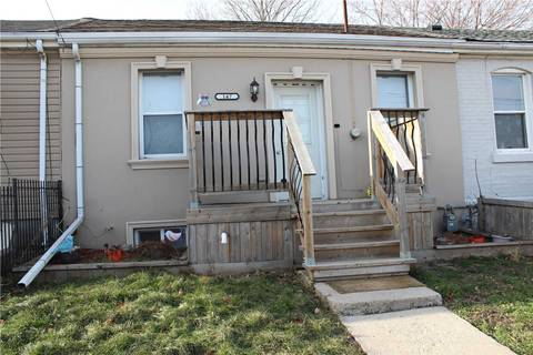 Townhouse for sale at 147 Cathcart St Hamilton Ontario - MLS: X4684254