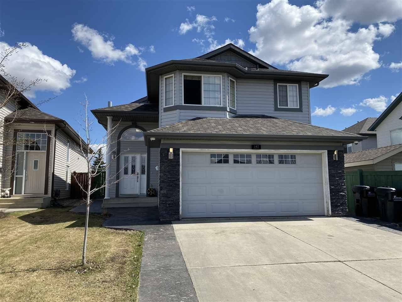 House for sale at 147 Chatwin Rd Sherwood Park Alberta - MLS: E4182901