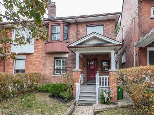 For Sale: 147 Ellsworth Avenue, Toronto, ON | 3 Bed, 2 Bath Townhouse for $1,139,000. See 20 photos!