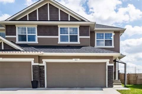 Townhouse for sale at 147 Evanswood Circ Northwest Calgary Alberta - MLS: C4244540