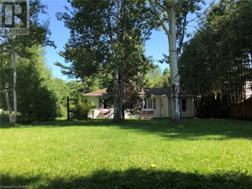 House for sale at 147 Evergreen Ave Port Mcnicoll Ontario - MLS: 214730