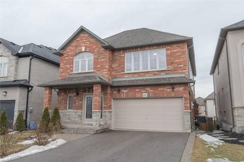 House for sale at 147 Garinger Cres Binbrook Ontario - MLS: H4048454