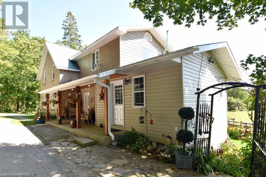 House for sale at 147 Greig Settlement Rd South Bruce Peninsula Ontario - MLS: 247949