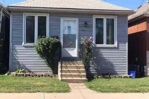 House for sale at 147 Harmony Ave Hamilton Ontario - MLS: X4813948