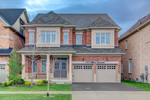 House for sale at 147 Hoey Cres Oakville Ontario - MLS: W4517127