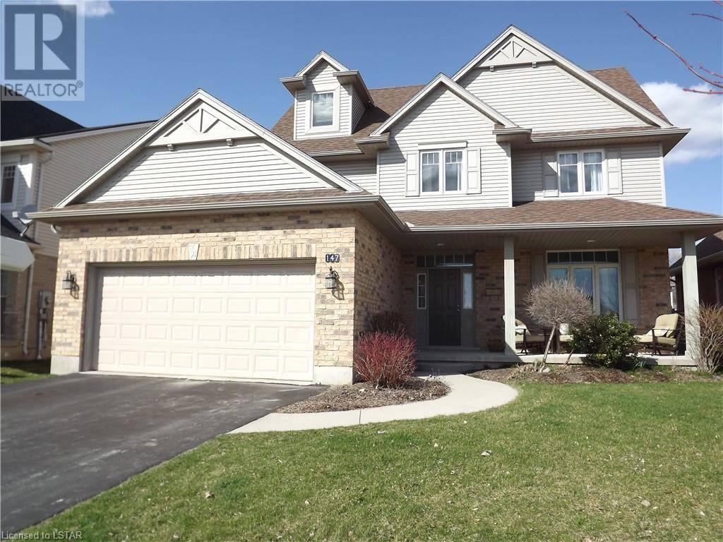 House for sale at 147 Lake Margaret Tr St. Thomas Ontario - MLS: 253677