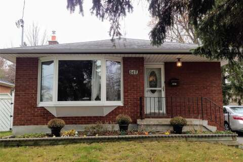 House for rent at 147 Lupin Dr Whitby Ontario - MLS: E4957425