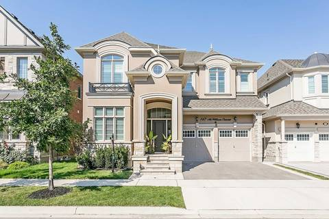 House for sale at 147 Mcwilliams Cres Oakville Ontario - MLS: W4716651