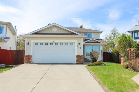 House for sale at 147 Meadowview Dr Sherwood Park Alberta - MLS: E4157728
