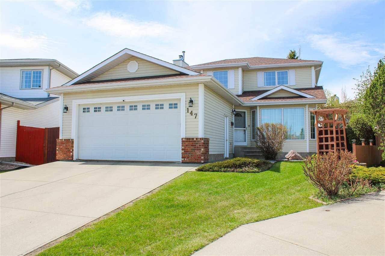 House for sale at 147 Meadowview Dr Sherwood Park Alberta - MLS: E4168752