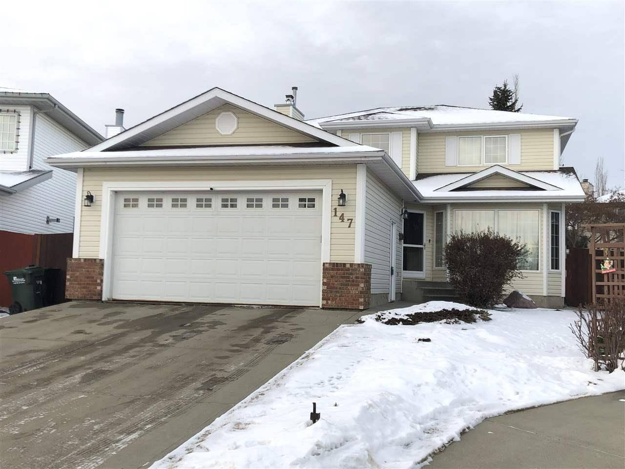 House for sale at 147 Meadowview Dr Sherwood Park Alberta - MLS: E4181457