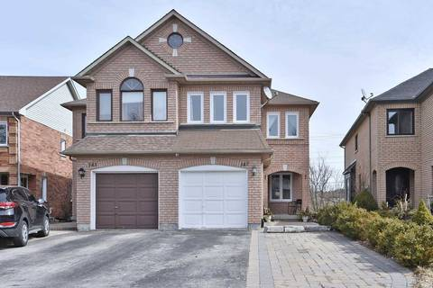 Townhouse for sale at 147 October Ln Aurora Ontario - MLS: N4732851