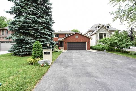 House for sale at 147 Oxford St Richmond Hill Ontario - MLS: N4510519