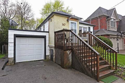 House for sale at 147 Park Home Ave Toronto Ontario - MLS: C4474547