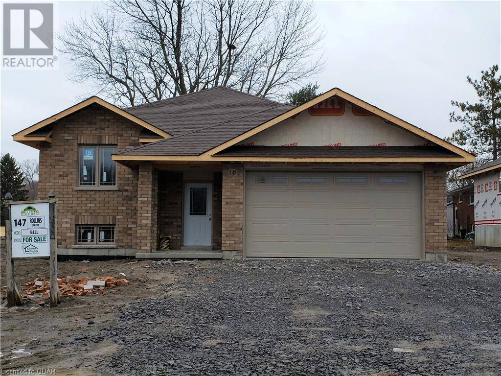House for sale at 147 Rollins Dr Belleville Ontario - MLS: 219051