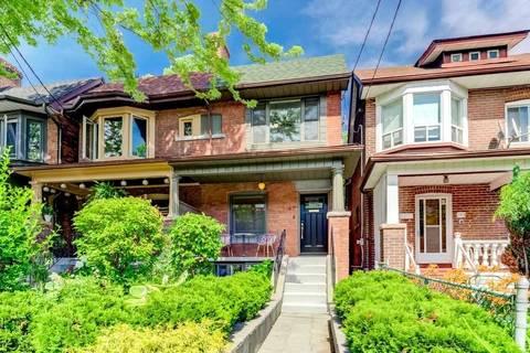 Townhouse for sale at 147 Rushton Rd Toronto Ontario - MLS: C4519217