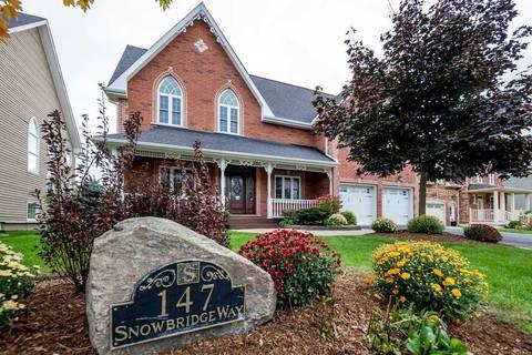 House for sale at 147 Snowbridge Wy Blue Mountains Ontario - MLS: X4500338