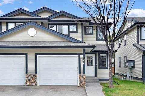 Townhouse for sale at 147 Stonemere Pl Chestermere Alberta - MLS: C4222345