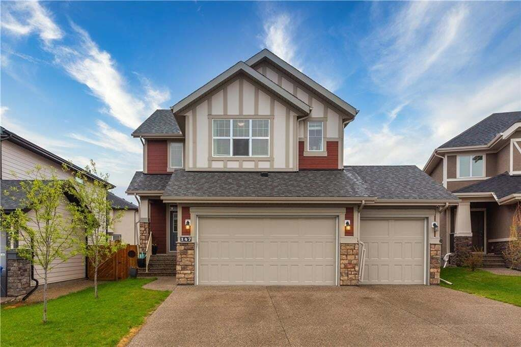 House for sale at 147 Stonemere Gr Westmere, Chestermere Alberta - MLS: C4297110