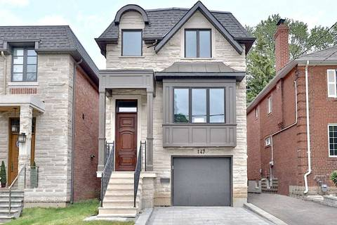 House for sale at 147 Sutherland Dr Toronto Ontario - MLS: C4646994