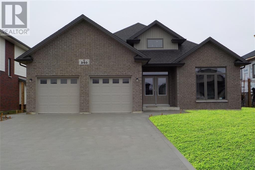 House for sale at 147 Whelan  Amherstburg Ontario - MLS: 20012239