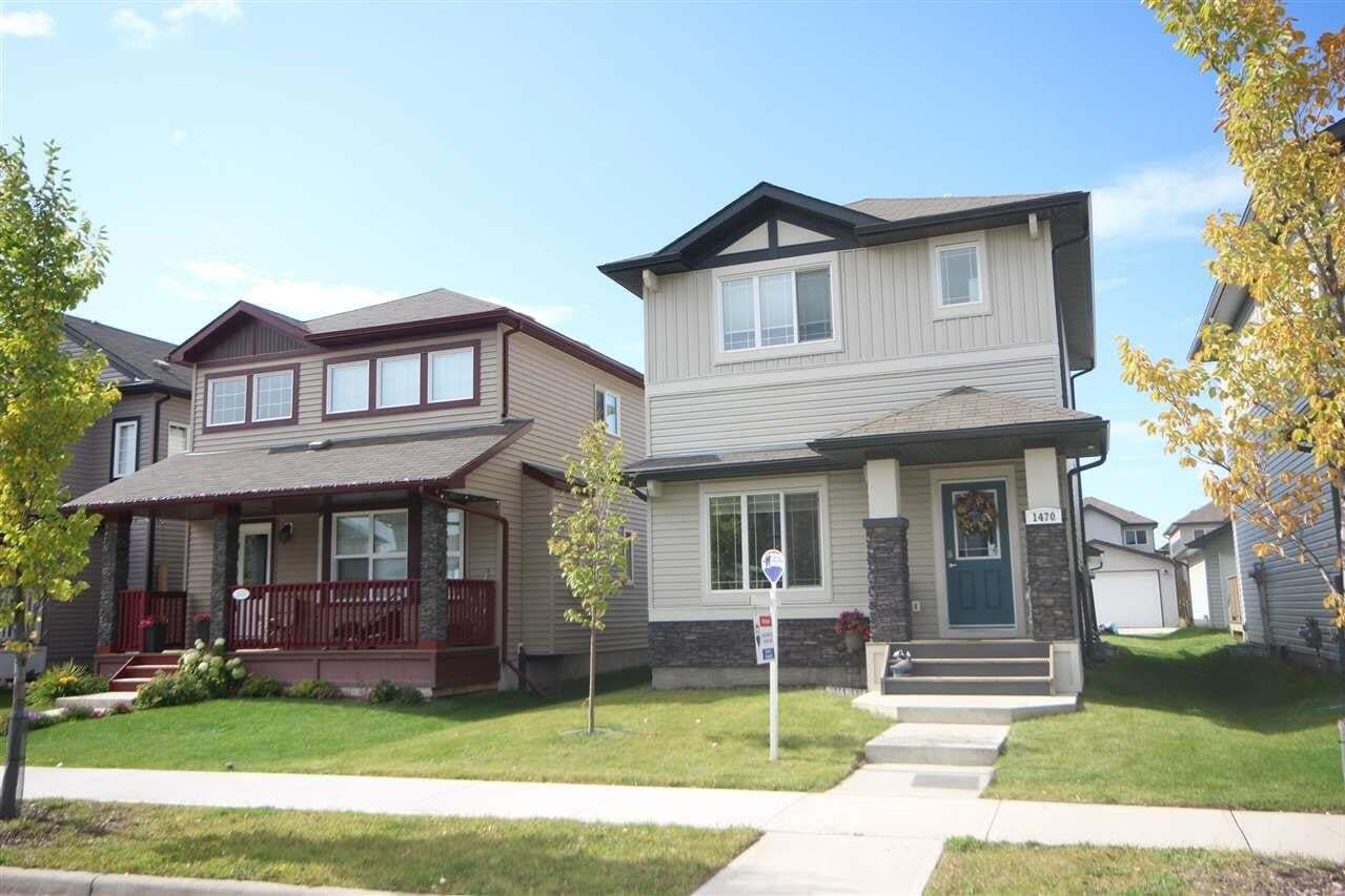 House for sale at 1470 33 St NW Edmonton Alberta - MLS: E4204527