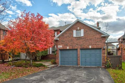 House for sale at 1470 Estes Cres Mississauga Ontario - MLS: W4638992
