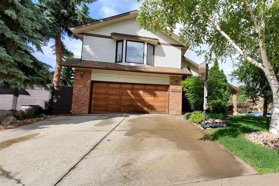 House for sale at 14706 45 Av NW Edmonton Alberta - MLS: E4204894