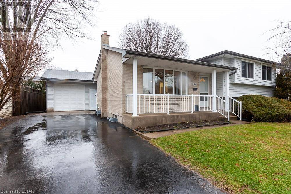 House for sale at 1471 Stoneybrook Cres London Ontario - MLS: 240100