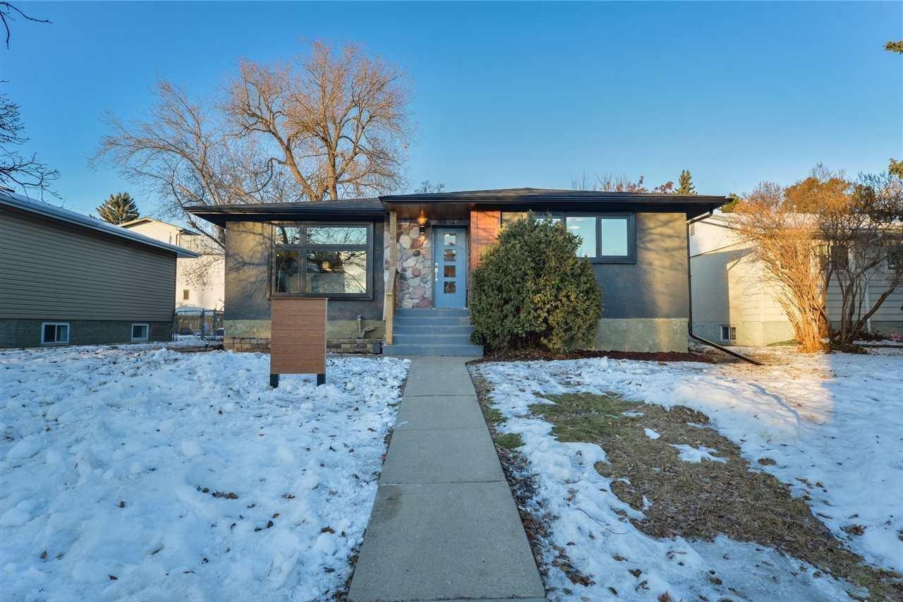 House for sale at 14716 88 Av NW Edmonton Alberta - MLS: E4225659